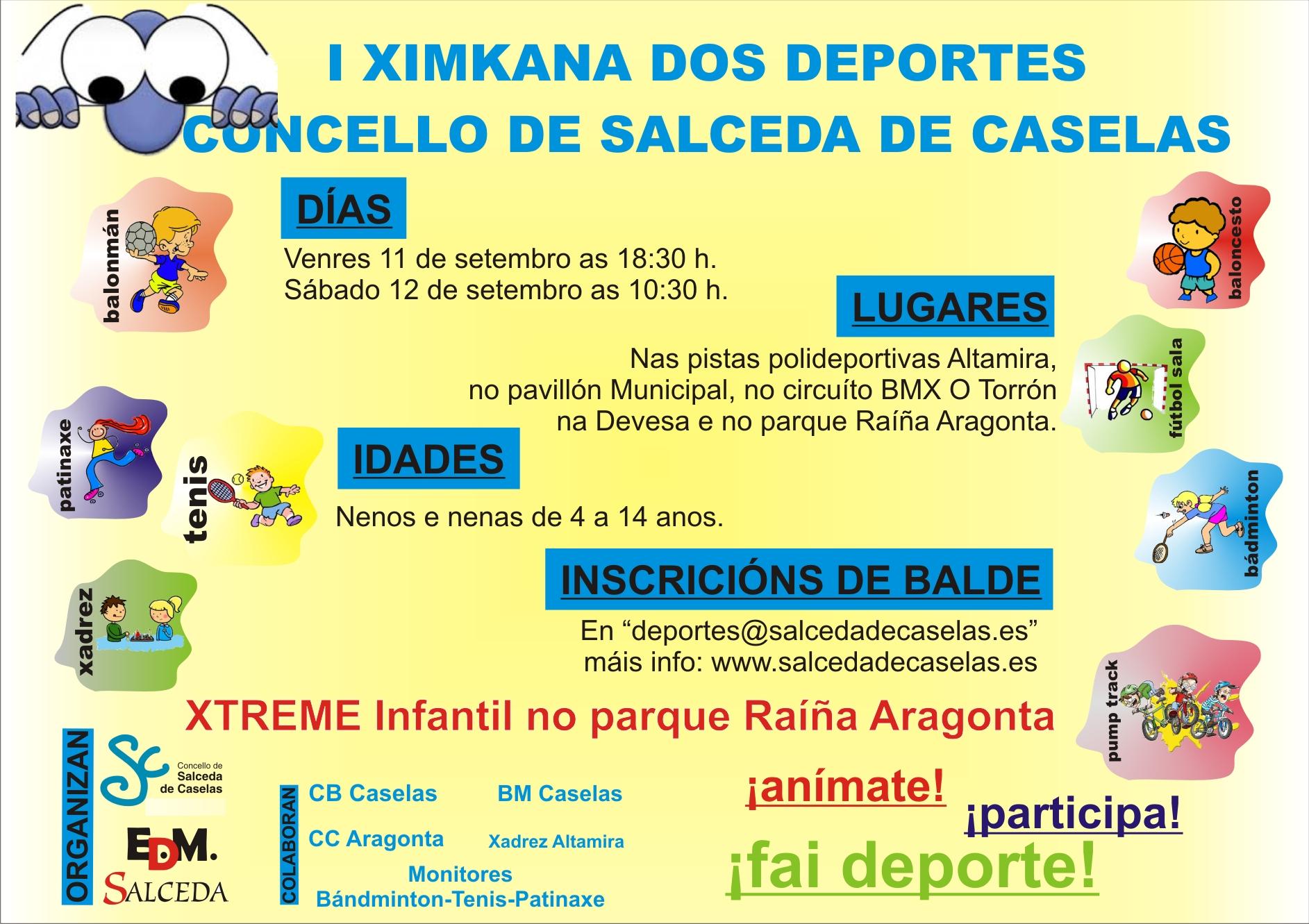 I XINCANA DOS DEPORTES CONCELLOD E SALCEDA 11-12 SET